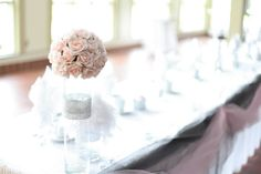Pink and silver wedding. Classy and gorgeous. Chantilly Lace, Lace Weddings, Classy, Events, Table Decorations, Silver, Pink, Home Decor, Homemade Home Decor