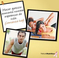 La actividad física regular es una de las cosas más importantes que podemos hacer para conservar o mejorar nuestra salud.