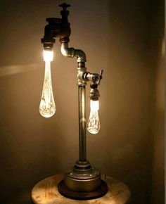 Liquid Light by Tanya Clarke - perfect for a plumber's house