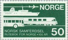 Sello: Communication (Noruega) (Communication) Mi:NO 581,Sn:NO 531,Yt:NO 536,AFA:NO 594
