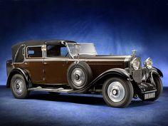 1930 Hispano-Suiza H6C Landaulet