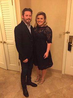 Kelly Clarkson and Brandon Blackstock | Celebrity Fight Night!