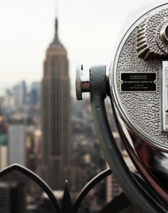#New York City #USA #empire state building