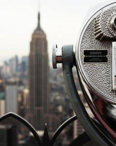 #New York City #USA #empire state building