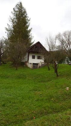 Őrség. Hungary, Budapest, Four Square, Cabin, House Styles, Places, Cabins, Cottage, Wooden Houses