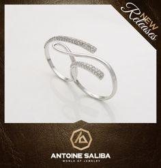 http://www.antoinesaliba.com/link.php?id=462 #Diamond #Ring 18Kt #Gold