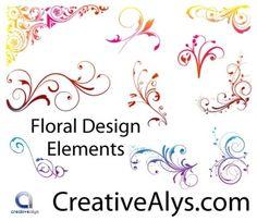 Éléments de conception florale
