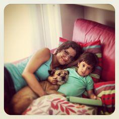 Mi Tristán y mi Hugo. Amor en familia