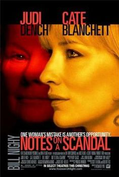 Notes on a Scandal (film) - Wikipedia