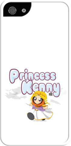 South Park - Princess Kenny Kendin Tasarla - İphone 5/5S Kılıfları