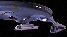 Ranger Class Refit USS Strider WIP 6 by BasillArt.deviantart.com on @DeviantArt
