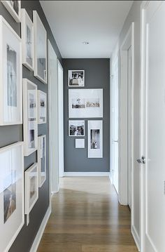 Ready for some inspiration to help you get your digital files OFF your computer and ON to your walls? Let's look at some fun ideas for how to display your family photos withall-the-way Tuesday!Let's start with this fabulous idea that I'm absolutely GOING to steal. It's the perfect way to display…