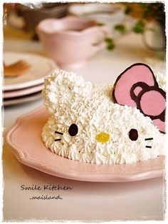 Hello Kitty Cake from Smile Kitchen
