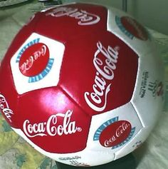Coca-Cola Ball For Your July 4th Game! #ShareACokeContest