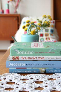 A great stack of books. :) Thanks Ilaria Chiaratti!