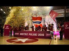 Wisła Kraków - Mistrz Polski 2016 w koszykówce kobiet [FETA]