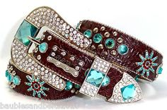 Probably the only belt with rowels I'll ever like! annnd I'm really kinda digging them(:
