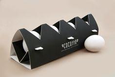 COCOTTE Eggs by Luce Roux