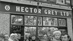 Hector Grey Man Of The People Best Memories, Childhood Memories, Old Pictures, Old Photos, Dublin City, Dublin Street, Old Irish, Ireland Homes, Dublin Ireland