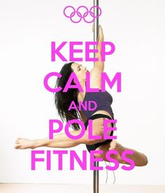 Did you know that pole fitness is the latest new fitness workout? It's a fun way to workout and trains the entire body. Learn how to lose weight  feel sexy at the same time! #fitness