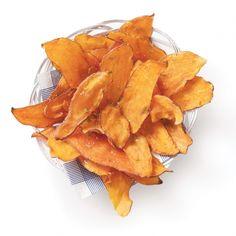 Chips+de+patate+douce+au+parfum+de+lime+-+Recettes+-+Cuisine+et+nutrition+-+Pratico+Pratique