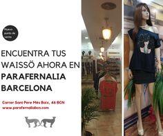 Felicidad es expandirse. 😀 ¡Ahora tienes la oportunidad de encontrar nuestras #camisetas #Waissö en Parafernalia Store Barcelona! #Selflove #Waissö #PasarDesapercibidasNunca