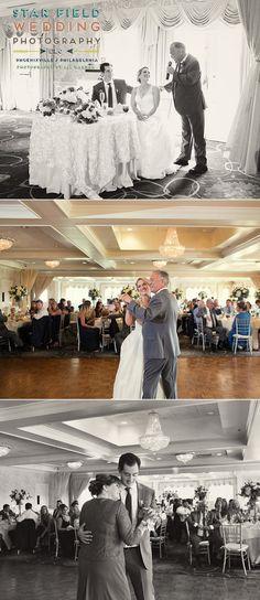Philadelphia Wedding Photographer Blog - Liz Warnek Photography - Phoenixville Wedding Photographer : Caitlin and Pat's Wedding - Springfield Country Club and St. Coleman's church Ardmore #SpringfieldCountryClub  #SpringfieldCountryClubWedding #WeddingParentsDances