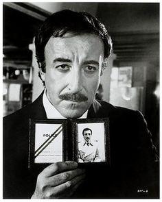 Peter Sellers Inspector Clousou