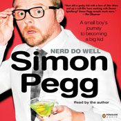 I finished listening to Nerd Do Well by Simon Pegg, narrated by Simon Pegg on my Audible app. Try Audible and get it free.