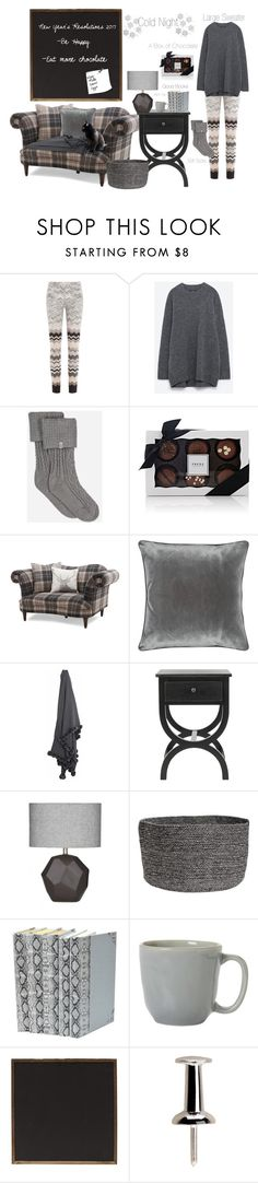"""""""Recipe for a Cozy Evening❄"""" by jbeb ❤ liked on Polyvore featuring Missoni, UGG, FREDS at Barneys New York, M&Co, Juliska, Home Decorators Collection and Lauren Klassen"""