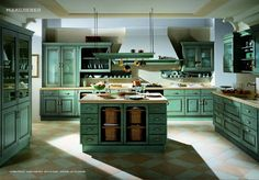 Итальянские кухни Scavolini Belvedere, купить кухни Скаволини в Москве