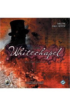 Letters From Whitechapel (Revised Edition) - Epic Stratagems
