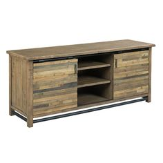 Found it at Wayfair - Reclamation Place TV Stand