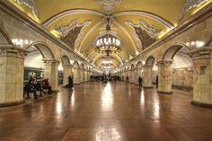 Moscow Metro -