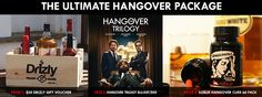Win The Ultimate Hangover Package!  ENDS FEB 16TH  http://www.sobur.co/giveaways/hangover-package/?lucky=229
