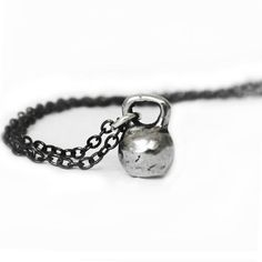 kettlebell Necklace