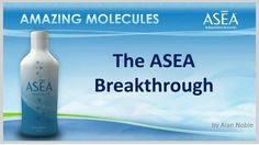 Another exceptional video that explains the amazing properties of Asea. If you have any throuble watching this video just go to : https://vimeo.com/85104396