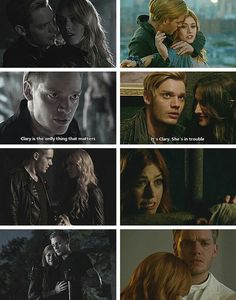 Shadowhunters | Clary and Jace #Clace