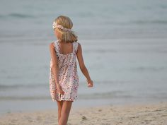 Classically elegant swim and beachwear accessories for babies and children - what a fun shower or birthday gift!