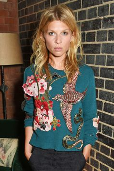 The French Girl's Answer to Fall Beauty: Clémence Poésy's Pitch-Perfect Blonde
