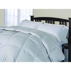 costco hollander luxury basics hungarian down comforter fullqueen