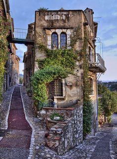 Medieval House, St. Paul De Vence, France