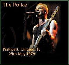 Sting-The Police!!