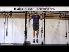 Chest To Bar Kipping Pullups Progression - Barbell Shrugged Progression Series - YouTube