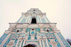 In BIG Pictures: a wintry Kiev, Ukraine