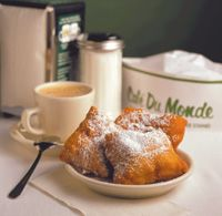 Cafe du Monde French Market Coffee Stand in New Orleans is the legendary home of the classic Coffee and Beignets. Try a Cafe au Lait today. Nova Orleans, New Orleans Louisiana, Bournemouth, Beignets, Coffee Stands, All I Ever Wanted, Oui Oui, Free Things, Southampton