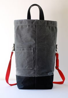 Chester Wallace bag.