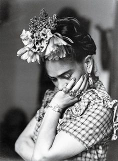 Did You Know Frida Kahlo Wasn't Famous In Her Lifetime? Technically, she was known as Diego Rivera's partner – an exotic eccentric.