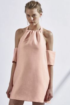 C/MEO COLLECTIVE PERFECT LIE DRESS PINK - BNKR