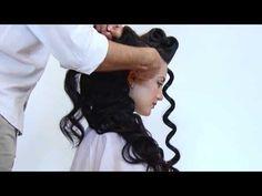 Farrux Shamuratov hair collection 2015 - YouTube